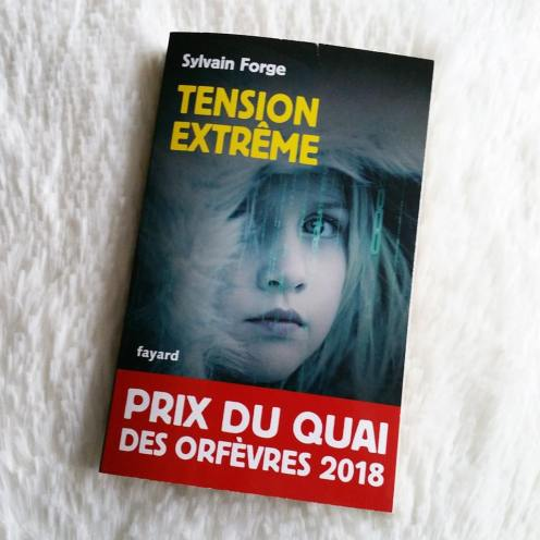 tension extreme livre